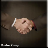 Prudent Group Handshake